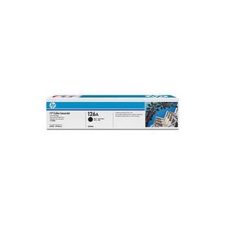 CE310A Cartouche de Toner Noir 126A imprimante HP Laserjet Pro 100 M175 et CP1025