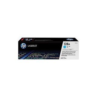 CE321A Cartouche de Toner Cyan 128A imprimante HP Color Laserjet Pro CM 1415 et CP 1525