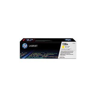 CE322A Cartouche de Toner Jaune 128A imprimante HP Color Laserjet Pro CM 1415 et CP 1525