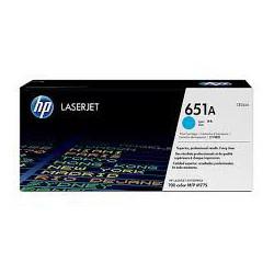 CE341A Cyan Toner imprimante HP Color Laserjet M775