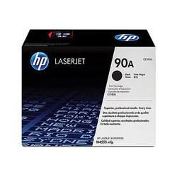 CE390A Cartouche de Toner Noir 90A imprimante HP Laserjet Enterprise M601 M602 M603 et M4555