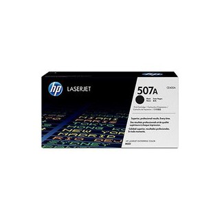 CE400A Cartouche de Toner Noir 507A imprimante HP Color Laserjet Enterprise 500 M551 M570 M575