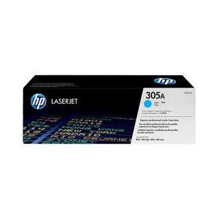 CE411A Toner Cyan imprimante HP Laserjet Pro 400 et Pro 300