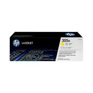 CE412A Toner Jaune imprimante HP Laserjet Pro 400 et Pro 300