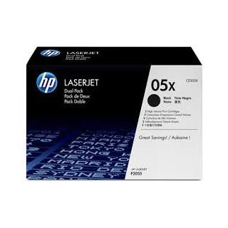 CE505X Toner Noir imprimante HP Laserjet P2055