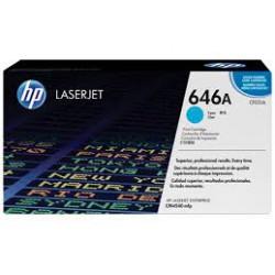 CF031A Cyan Toner imprimante HP Color Laserjet CM4540