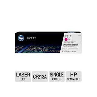 CF213A Magenta Toner imprimante HP Color Laserjet M251 M276