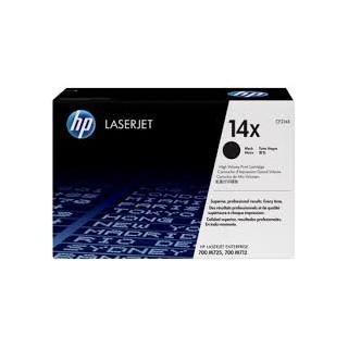 CF214X Noir Toner imprimante HP Color Laserjet M712 M725