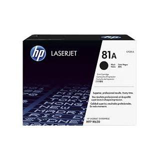 CF281A Noir Toner imprimante HP Color Laserjet M604 M605 M606 M630
