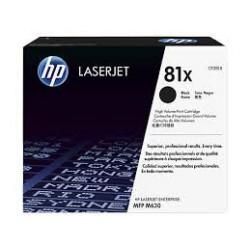 CF281X Toner Noir imprimante HP Laserjet  M605 M606 M630