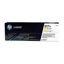 CF302A Jaune Toner imprimante HP Color Laserjet M880