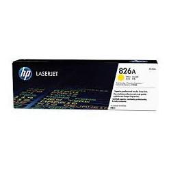 CF312A Jaune Toner imprimante HP Color Laserjet M855