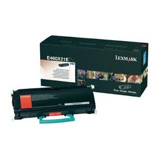 E460X31E Toner Noir pour imprimante Lexmark E460dn, E460dtn, E460dtw, E460dw