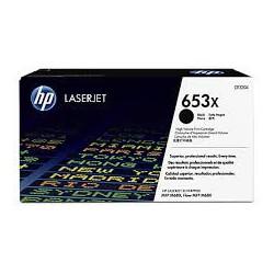 CF320X Noir Toner imprimante HP Color Laserjet M680