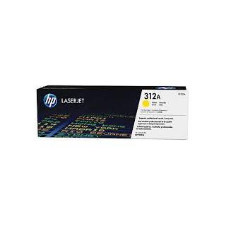 CF382A Jaune Toner imprimante HP Color Laserjet M476