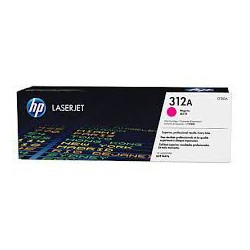 CF383A Magenta Toner imprimante HP Color Laserjet M476