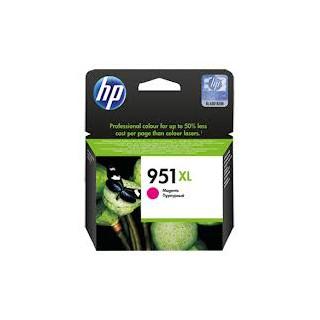 CN047A Cartouche d'Encre Magenta n°951 XL imprimante HP Officejet Pro 8100 et 8600