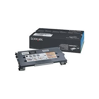 C500H2KG Toner Noir pour imprimante Lexmark X500n, X502n, C500