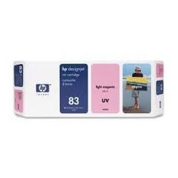 HP Ink C4945A No.83 Light-Magenta 680ml pour traceur Designjet 5500