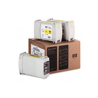 HP Ink C5058A No.90 Noir 400ml pour traceur Designjet 4000