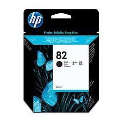HP Ink CH565A No.82 Noir 69ml pour traceur Designjet 510