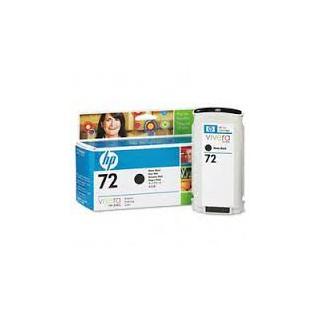 HP Ink C9403A No.72 Matte-Noir 130ml pour traceur Designjet T1100, T1200, T610, T620, T770