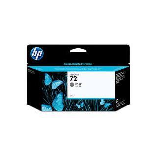 HP Ink C9374A No.72 Grey pour traceur Designjet T610, T620, T770, T1100, T1200, T2300, T790, T1300