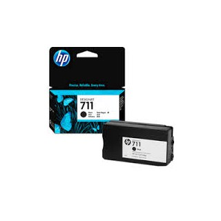 HP Ink CZ129A No.711 Noir LC 38ml pour traceur Designjet T120, T520