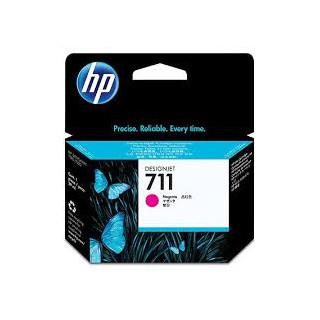 HP Ink CZ131A No.711 Magenta 29ml pour traceur Designjet T120, T520