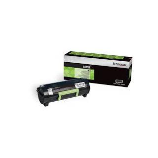 50F2U00 Toner Noir pour imprimante Lexmark MS510de, MS610dn/de/dtn