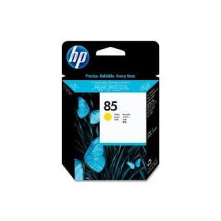HP Tête d'impression C9422A Jaune No.85 pour traceur Designjet 30, 90, 130