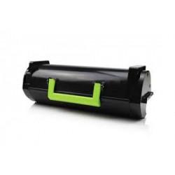 50F2X00 Toner Noir pour imprimante Lexmark MS410, MS510, MS610