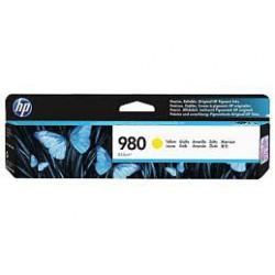 D8J09A Jaune Toner imprimante HP Color Laserjet X555 X585