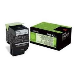70C2XK0 Toner Noir pour imprimante Lexmark CS510de, CS510dte