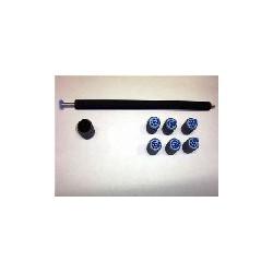 Kit Roller imprimante HP Laserjet 5si (Kit de rouleaux galets d'entrainement papier)