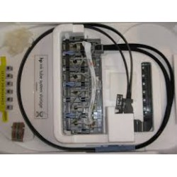 Q1251-60265 Ink Tube System ou Système d'encrage Format A0 / 42 pouces  imprimante HP Designjet 5000UV 5000PSUV 5500UV