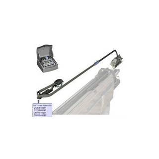 Q1253-60042 Ink Tube System ou Système d'encrage Format 60 pouces imprimante HP Designjet 5000UV 5000PSUV 5500UV