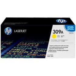 Q2672A Toner Jaune imprimante HP Color Laserjet 3500 3550