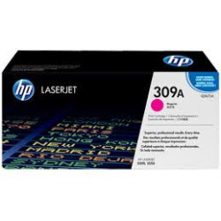 Q2673A Toner Magenta imprimante HP Color Laserjet 3500 3550