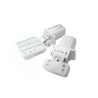 Q3948-67905 Charnières du chargeur de document imprimante HP Laserjet 2820 3390 3392 M2727 et Color Laserjet 2820 2840