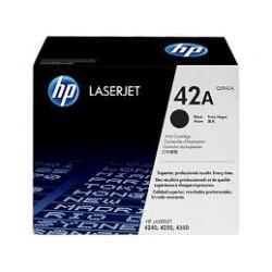 Q5942A Toner Noir imprimante HP Laserjet Noir 4250 4350