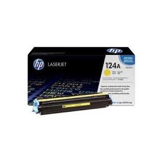 Q6002A Toner Jaune imprimante HP Laserjet Color 1600 2600 2605DN CM1015 MFP CM1017 MFP