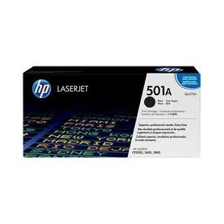 Q6470A Toner Noir imprimante HP Color Laserjet 3600 3800 CP3505