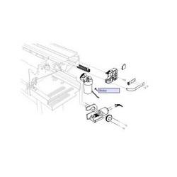 Q6665-60044 Moteur du Chariot traceur HP Designjet 9000s 9000sf 1000s