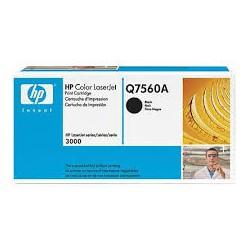 Q7560A Toner Noir imprimante HP Color Laserjet 3000