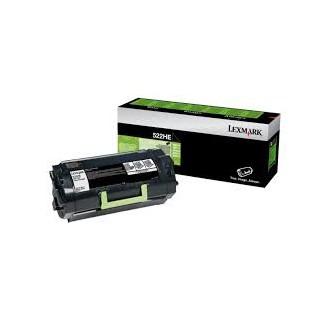 52D2H0E Toner Noir 25k pour imprimante  Lexmark MS810, MS811 et MS812