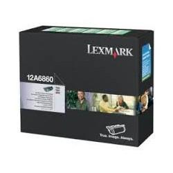 12A6860 Toner Noir 10k pour imprimante Lexmark Optra T620, T622