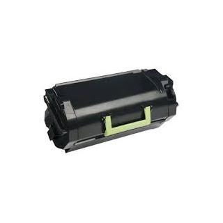 62D2H00 Toner Noir 25k pour imprimante Lexmark MX711 MX810 MX811 MX812 séries