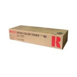 885321 Cartouche de Toner Noir Ricoh Type M2 pour Ricoh Aficio 1224C / Ricoh Aficio 1232C