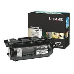 X644H11E Toner Noir Lexmark 21k pour imprimante X642e, X644e, X646e
